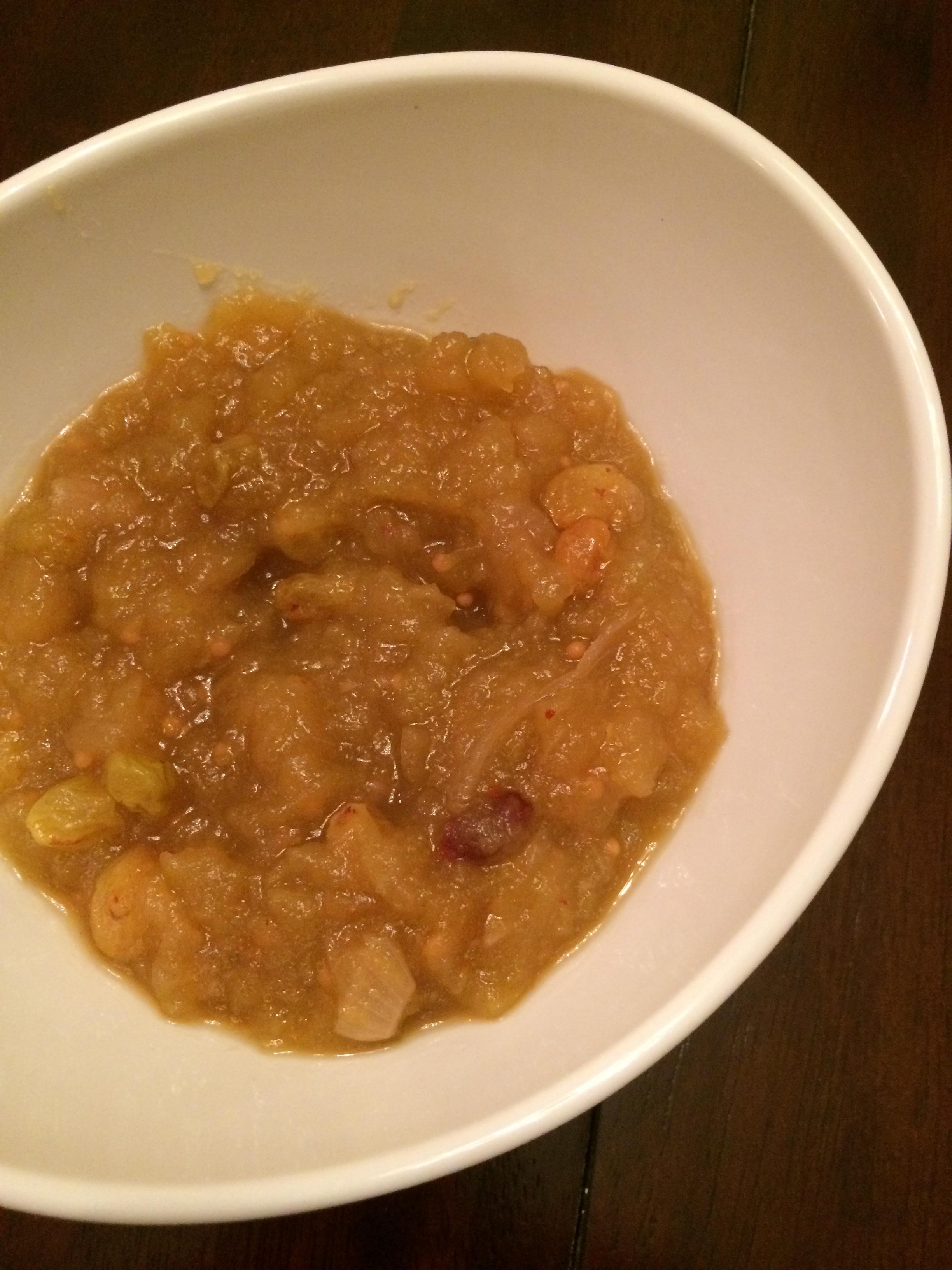 Apple Chutney Recipe — Dishmaps