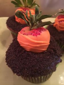 Carrot & chocolate